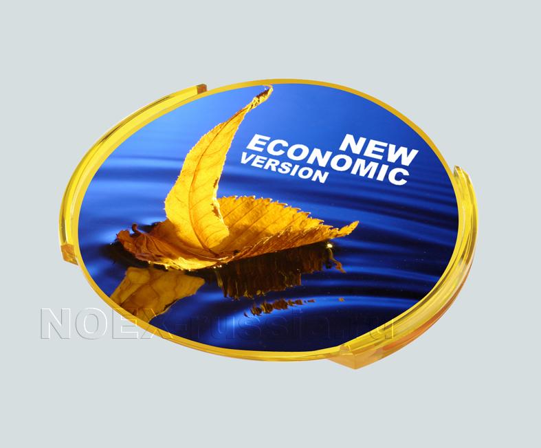 Круглая монетница Surfer 1E