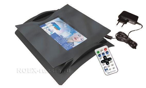 Монетница с системой подсветки и LCD дисплеем LAGUNA 2 EXPO LCD