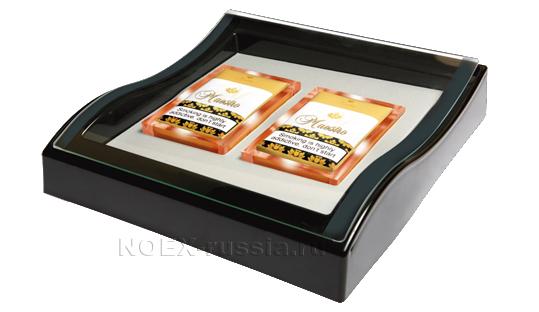 Монетница с отсеком для продукции Box Expo DeLux Light