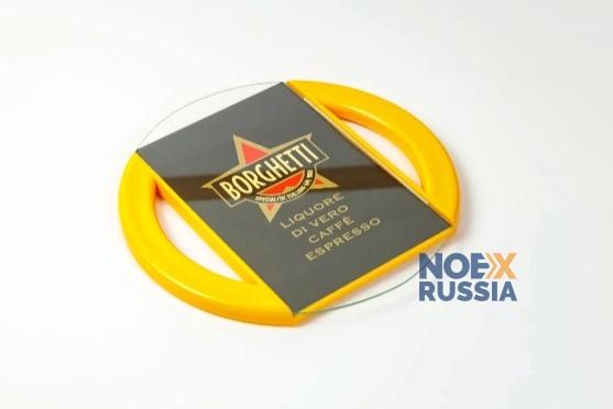 МОНЕТНИЦА RING BASE ИЗ ПЛАСТИКА И СТЕКЛА