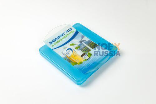 Monetnica iz plastika i stekla Square Base foto 1