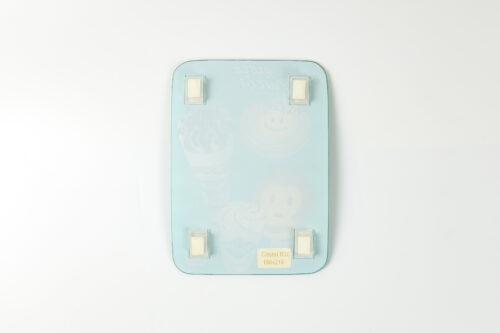 Монетница из стекла с закругленными углами Cristal II фото 3