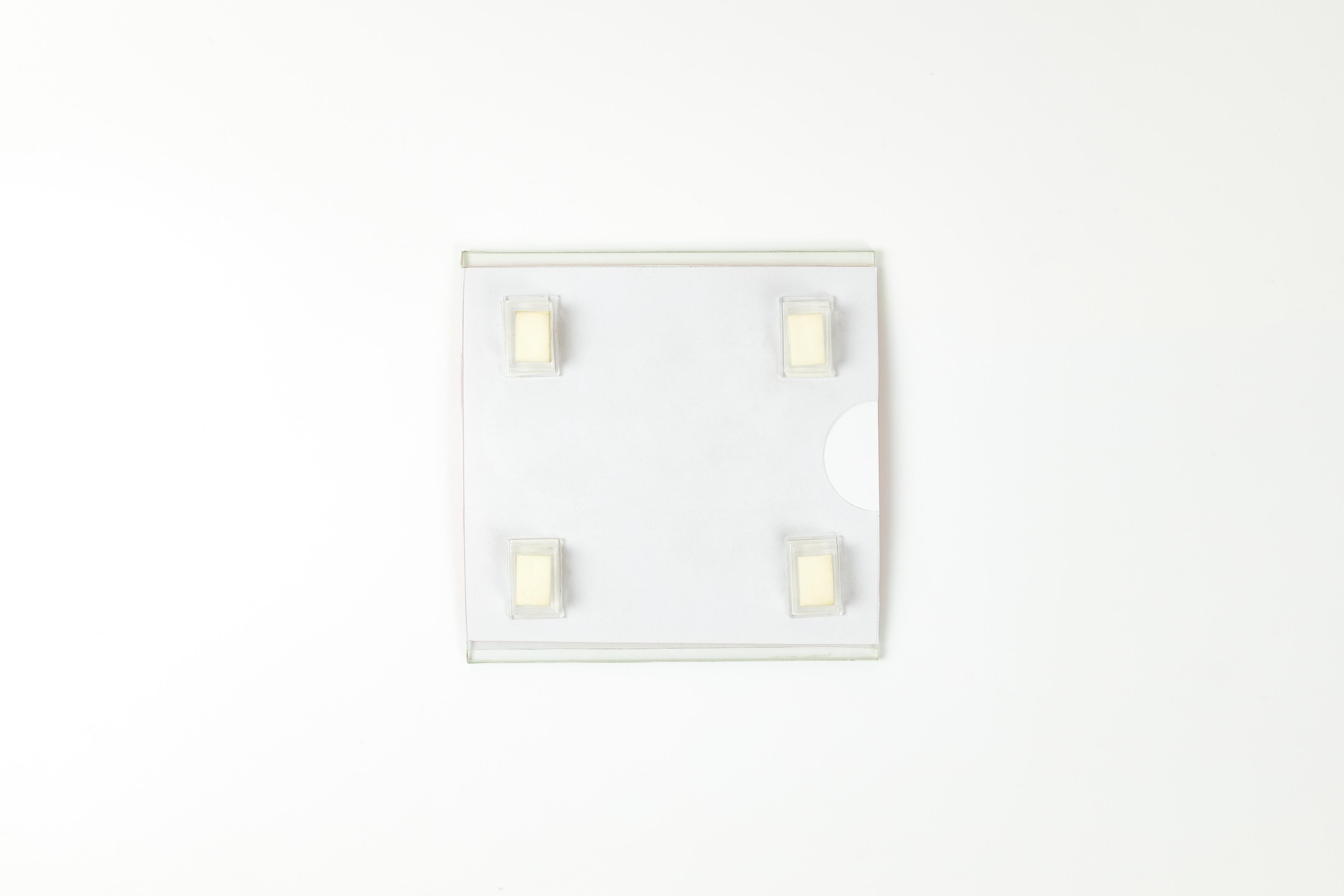 Монетница стеклянная Cristal CLEAR I фото 3 (1)