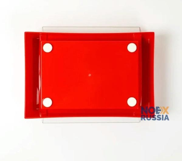 monetnica dlya magazina LAGUNA 1 EXPO plastik steklo kupit'