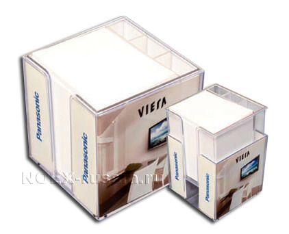 двойной контейнер для письменных принадлежностей