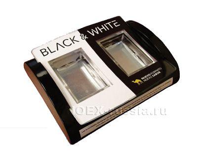 черно-белая монетница BLACK&WHITE