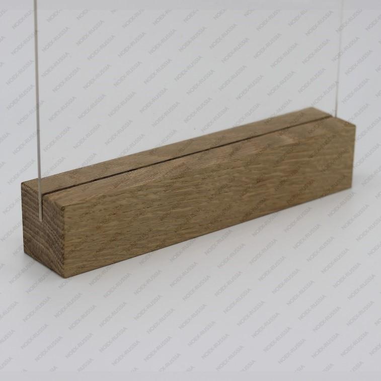 Тейбл тент А5 с древесной основой