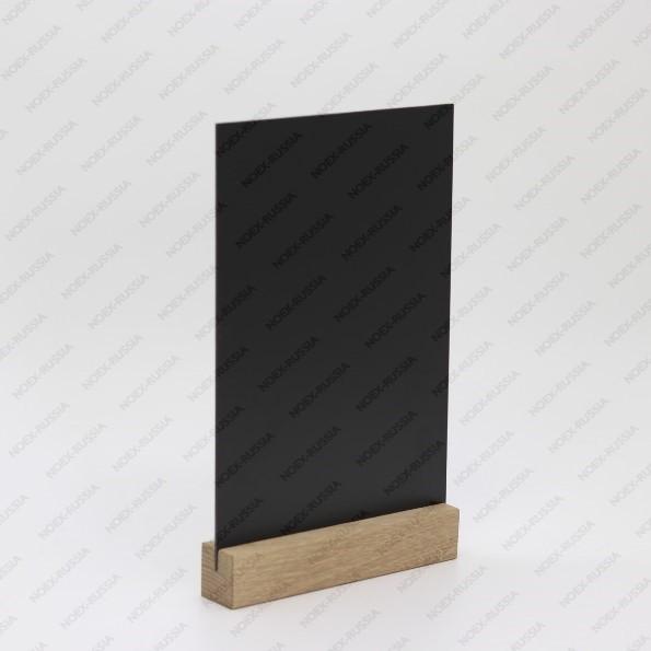 тейбл тент А4 на древесной основе