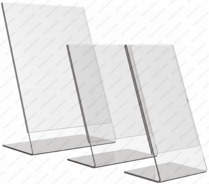 Тейбл тенты А5 Г-образные вертикальные