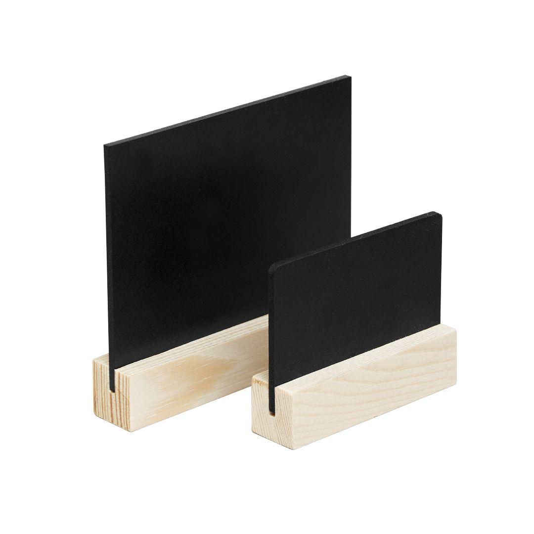 меловая подставка А4 на деревянной подставке производитель