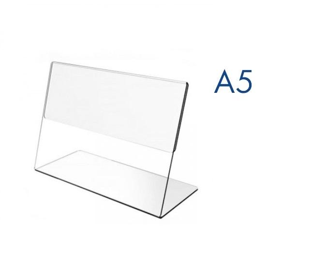 менюхолдер г-образный а5