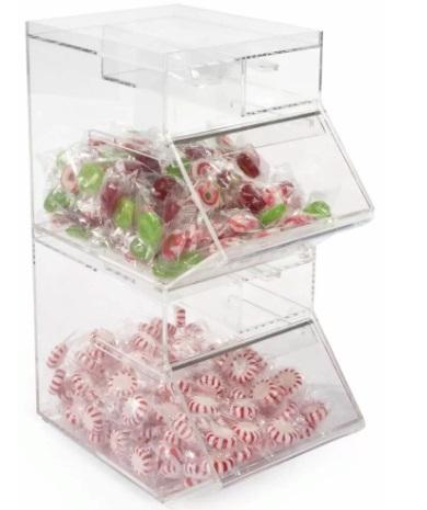 Дозаторы для конфет и сухофруктов